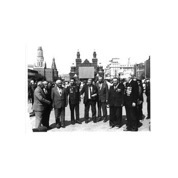 P 2 Alte Kameraden in Moskau